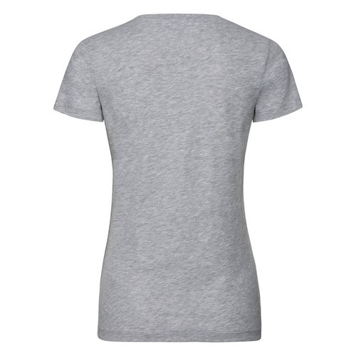 CAMISETA AUTHENTIC PURE ORGANIC DE MUJER REF R108F RUSSELL