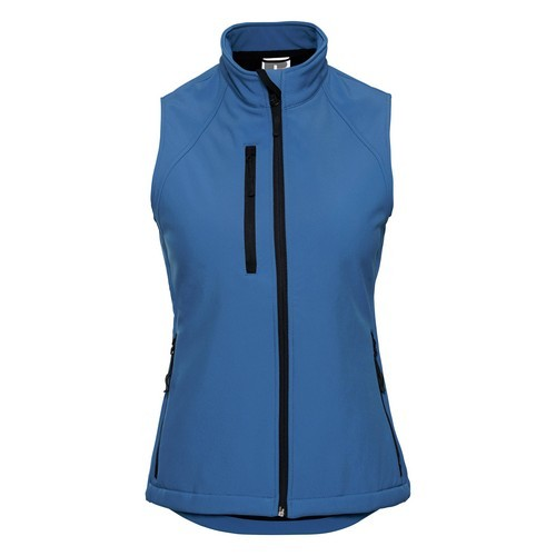 CHALECO SOFTSHELL DE MUJER REF R141F RUSSELL