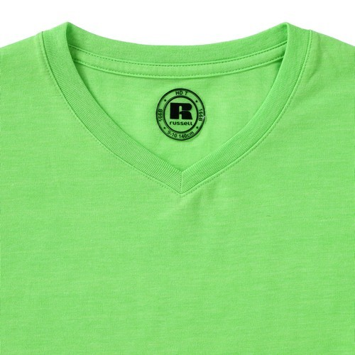 CAMISETA HD COLLECTION CUELLO V REF R166B RUSSELL