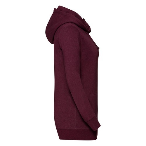 SUDADERA AUTHENTIC DE MUJER CON CAPUCHA MELANGE REF R261F RUSSELL