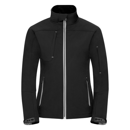 CAZADORA BIONIC SOFTSHELL DE MUJER REF R410F RUSSELL