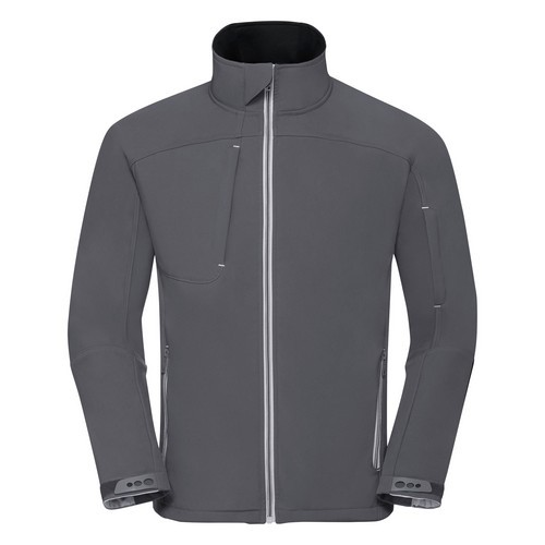 CAZADORA BIONIC SOFTSHELL REF R410M RUSSELL