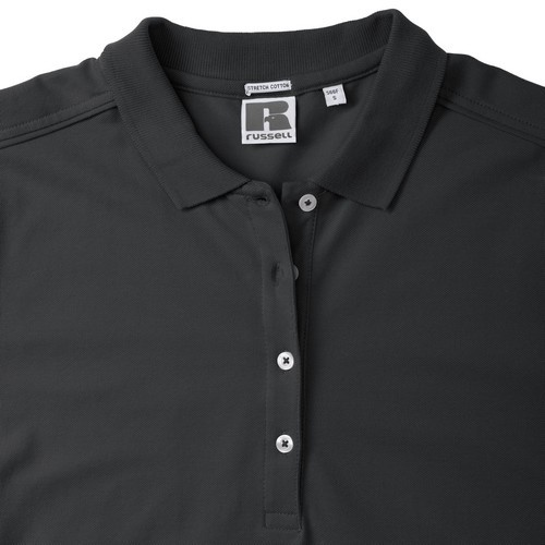 POLO STRETCH DE MUJER REF R566F RUSSELL